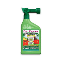 Dr. Earth Organic Tomato, Vegetable & Herb Fertilizer - 32 Oz Ready to Spray