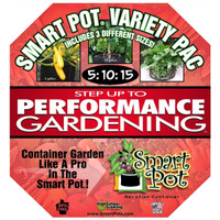 Smart Pot Variety Pac