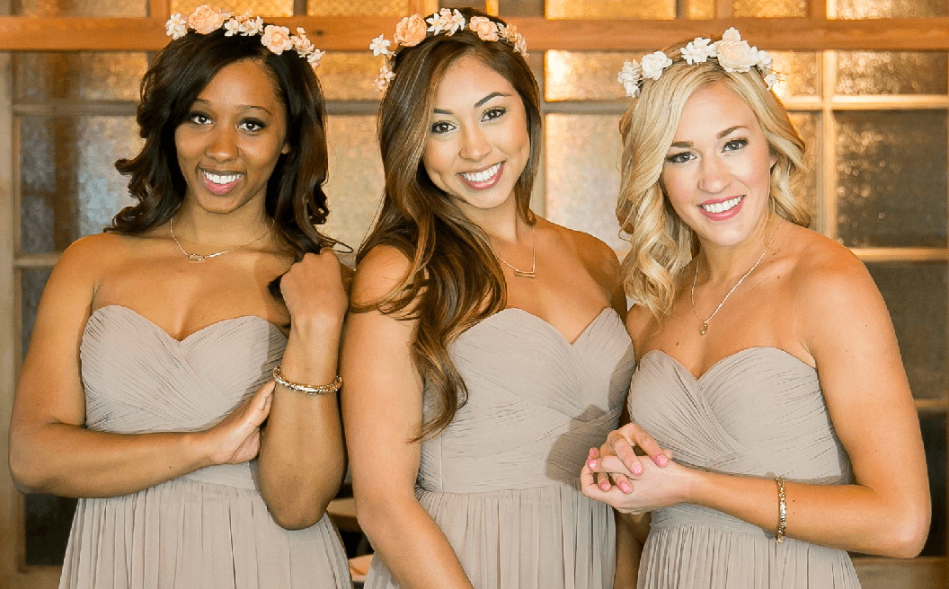 Revelry Bridesmaids Skirts