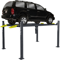 BENDPAK HD-7P 7,000-lb. Capacity Short Runways Extra-Tall Four Post Car Lift