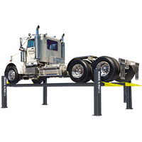 BENDPAK HDS-40 40,000-lb. Capacity Standard Four-Post Truck Lift