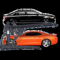 BENDPAK PLT-6S 6,000-lb. Capacity, Two-Post Tilt Platform Car Stacker Parking Lift