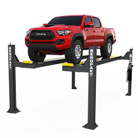 BENDPAK HDSO-14LSX 14,000-lb. Capacity Alignment Extended, Open Front Lift