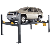 BENDPAK HDS-14LSXE 14,000-lb. Alignment Limo Extended Length Alignment