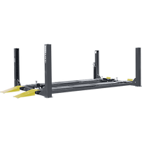 BENDPAK HDS-18A 18,000-lb. Capacity Alignment, Standard Four-Post Truck Lift
