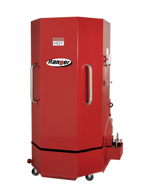 Ranger Rs 750 Truck Spray Wash Cabinet With Skimmer