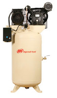 INGERSOL-RAND IRR-2475N7.5-V1 Two-Stage Value Package Compressor, 7.5HP, 230/1