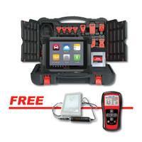AUTEL ALT-MS908PTPMS MaxiSys® Pro w/ Combo JBOX/VCI & Digital Inspection Camera w/FREE MaxiTPMS Diagnostic & Service Tool