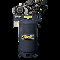 BendPak V-MAX Elite™ 7.5 HP, 80‐Gallon Vertical Tank, 1 Phase Air Compressor Model 7580V-601 (5179106)