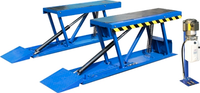 TUX PL6K 6,600 LB Low Rise Scissor Lift