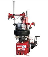 COATS HEX 80XE ELECTRIC MOTOR RIM CLAMP® TIRE CHANGER