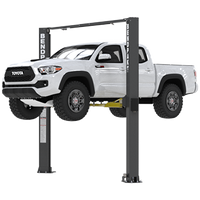 Super-Tall-Two-Post-Lift-XPR-10AXLS-BendPak