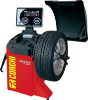 eM9280 WHEEL BALANCER W/ LCD MONITOR