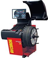 Corghi EM9580 Plus Laserline Wheel Balancer w/LCD Monitor