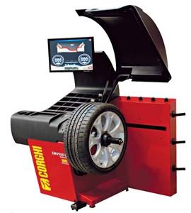Corghi EM9980C Plus Touchless Wheel Balancer