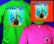 """2017 Crystal River """"Scallop Life"""" Shirts"""