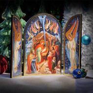 Nativity Triptych (Sofrino)