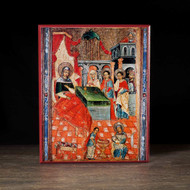 Nativity of the Theotokos Icon - F167