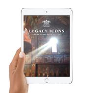 Legacy Icons Store Catalogue (PDF)