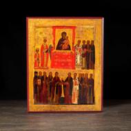 Triumph of Orthodoxy Icon - F186
