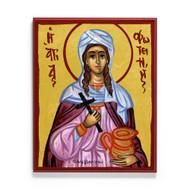 Saint Photeini the Samaritan Woman Icon - S437