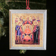 Synaxis of the Archangels Tree Ornament - F178