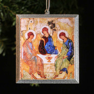 Holy Trinity (Rublev) Tree Ornament - F144