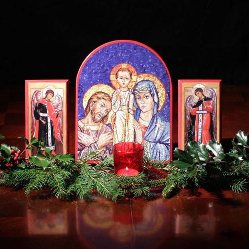 Nativity Mantel Set G Legacy Icons