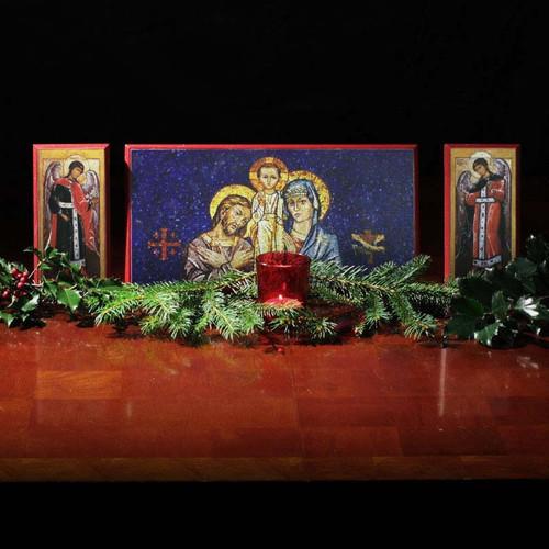 Nativity Mantel Set D Legacy Icons