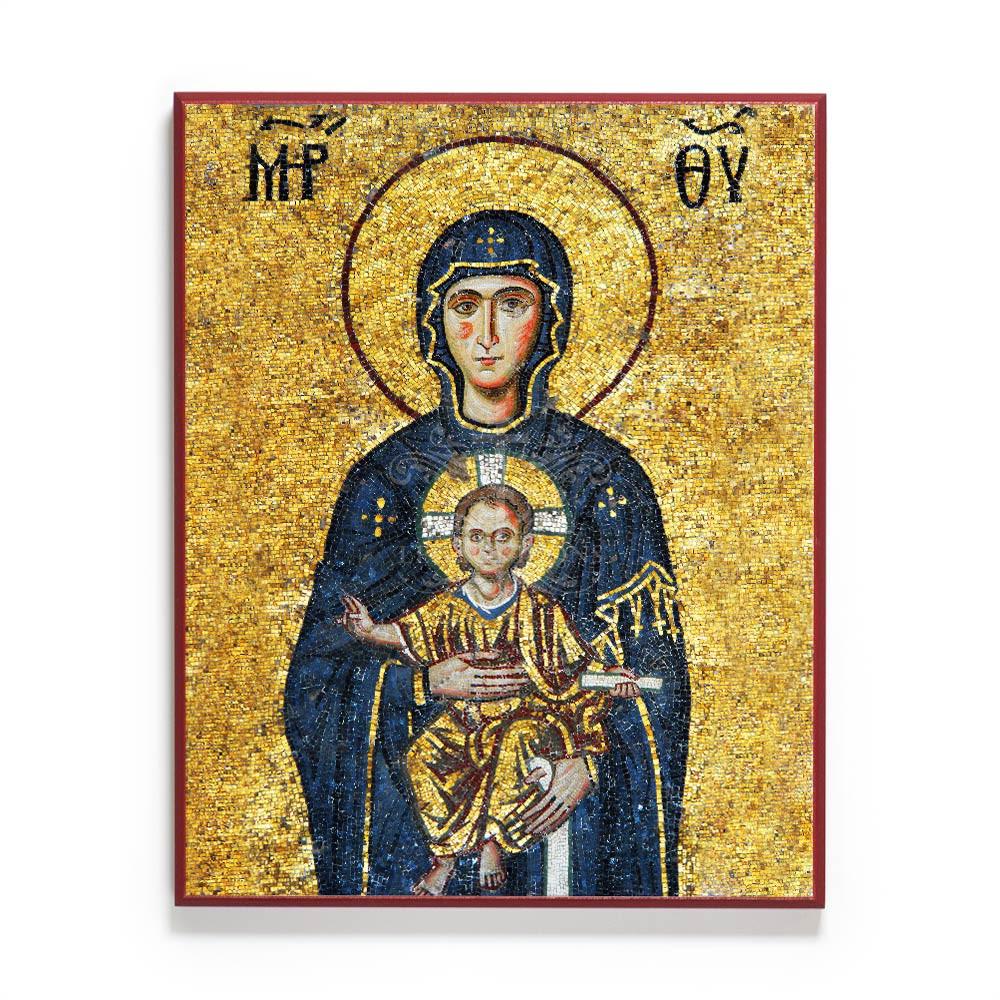 Theotokos Quot The Guide Quot Hagia Sophia Icon T142 Legacy