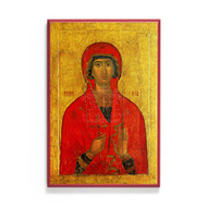 Saint Marina (Margaret) of Antioch Icon - S210