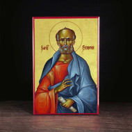 Apostle Simon (Clark) Icon - S245
