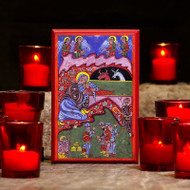 EXCLUSIVE - Nativity of Christ Armenian Icon