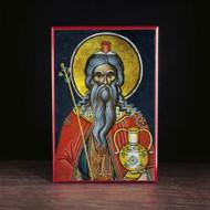 Prophet and High Priest Aaron (Athos) Icon - S288
