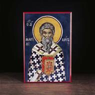 Andrew of Crete, the Hymnographer (Athos) Icon - S334
