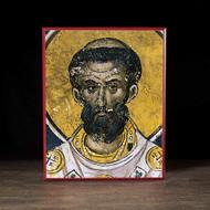 Mocius of Amphipolis (Athos) Icon - S304