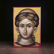 Romanos the Melodist (Athos) Icon - S315