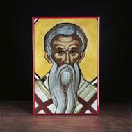 Ambrose of Milan (Athos) Icon - S317