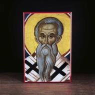Pancratius of Taormina (Athos) Icon - S318