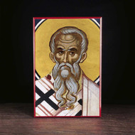 Sophronius of Jerusalem (Athos) Icon - S319
