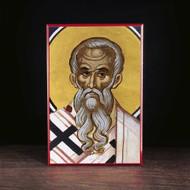 Sophronius of Jerusalem (Athos) Icon - S319