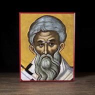 Gregory the Theologian (Athos) Icon - S325