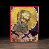Gregory the Theologian (Athos) Icon - S330