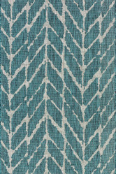Loloi ISLE IE-02 Teal / Grey