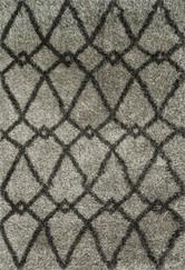 Loloi COSMA HCO01 Grey / Charcoal