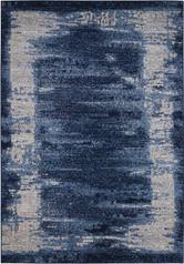 Kathy Ireland Illusion Blue Area Rug by Nourison