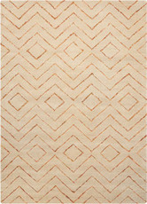 Barclay Butera Intermix Sand Area Rug by Nourison - INT04