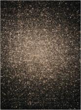 Michael Amini Glistening Nights Grey Area Rug by Nourison - MA504