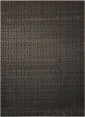 Michael Amini Glistening Nights Grey Area Rug by Nourison - MA507