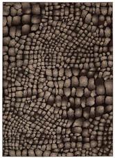 Michael Amini Glistening Nights Black Area Rug by Nourison